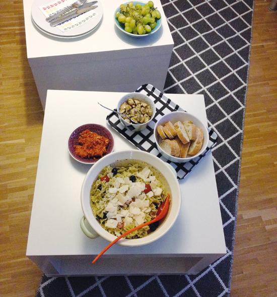binedoro Blog, Home, Zuhause, gedeckter Tisch