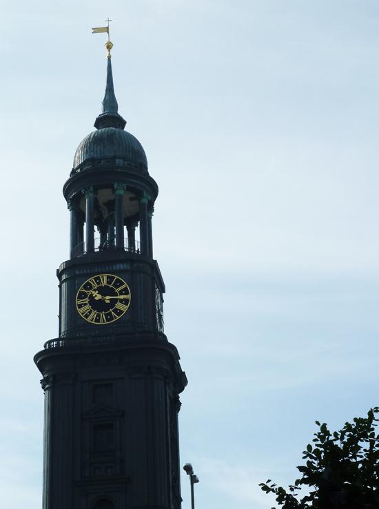 binedoro Blog, Hamburg, Michel, St. Michaelis Kirche