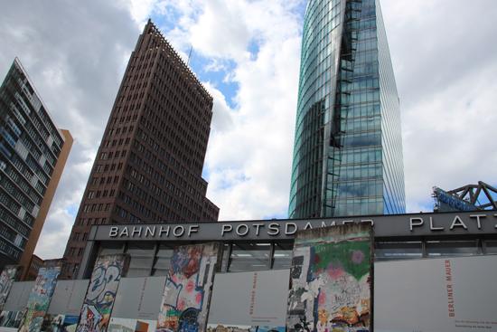 binedoro Blog, Berlin, Städtetrip, Städtereise, Potsdamer Platz
