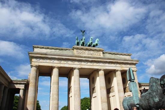 binedoro Blog, Berlin, Städtetrip, Städtereise, Brandenburger Tor