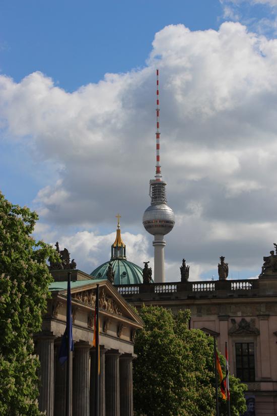 binedoro Blog, Berlin, Städtetrip, Städtereise, Fernsehturm