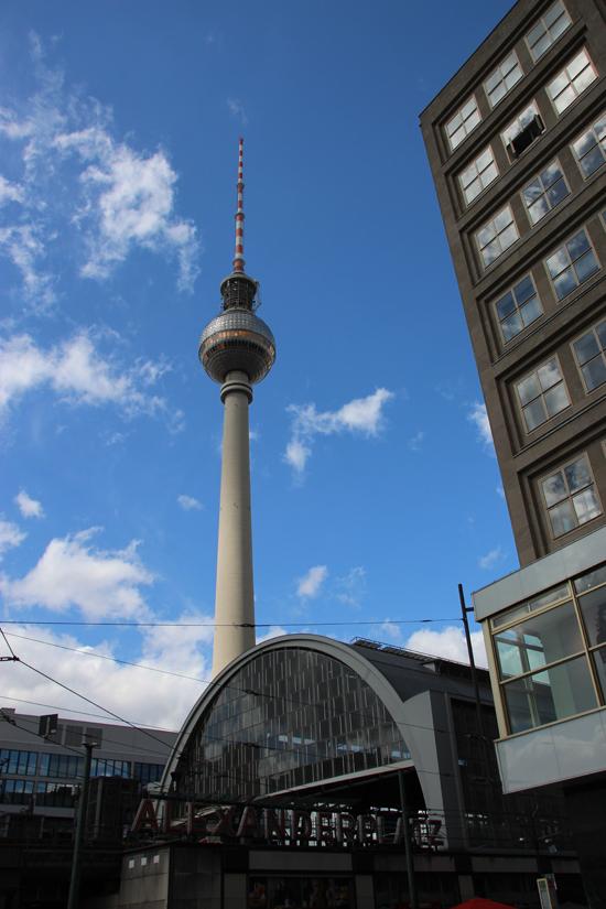 binedoro Blog, Berlin, Städtetrip, Städtereise, Fernsehturm, Alexanderplatz