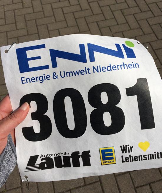 binedoro Blog, ENNI Schlossparklauf Moers 2017, 10 km, #bineläuft, running, running girl