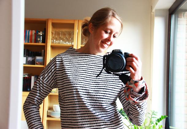 binedoro Blog, nähen, DIY, handmade, fashion, #naehcamp, DJH Resort, Neuharlingersiel, Frau Nora