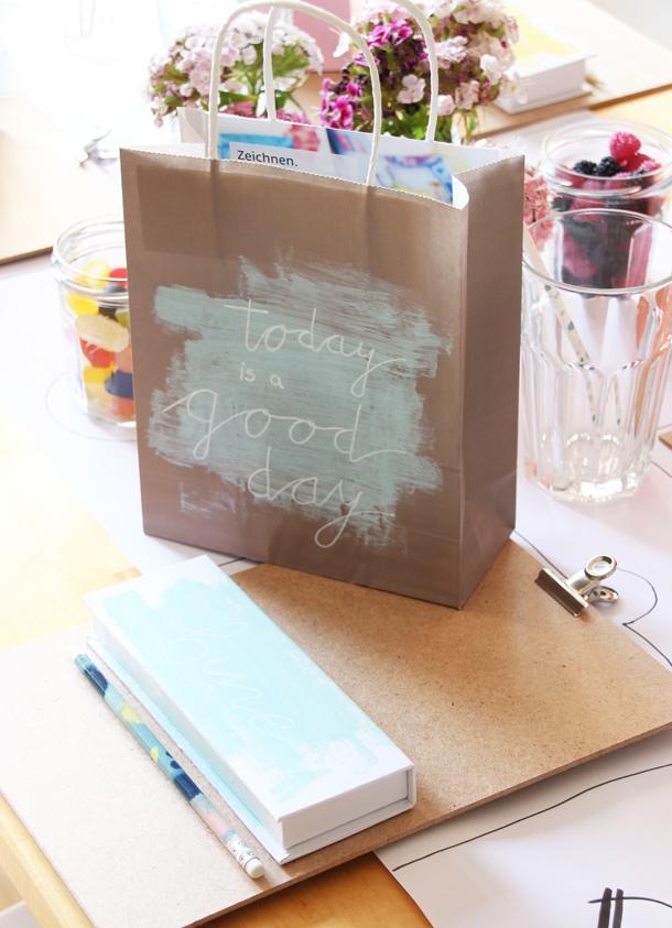 binedoro Blog, DIY, DIY-Workshop, Typografie, Lettering, Handlettering