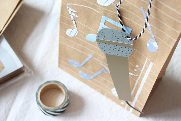 binedoro Blog, DIY, Verpackungsideen, Geschenke, Geschenkverpackung, Papier, Kraftpapier